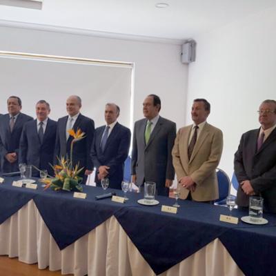 Posesión Consejo Directivo del CGA. 2017-2019
