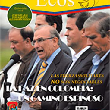 Título:  La Paz en Colombia: Un Camino Espinoso