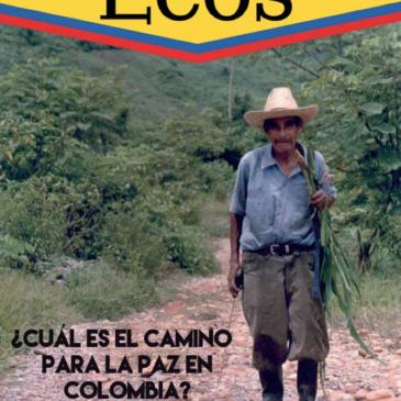 ¿Cúal es el Camino para la Paz en Colombia?
