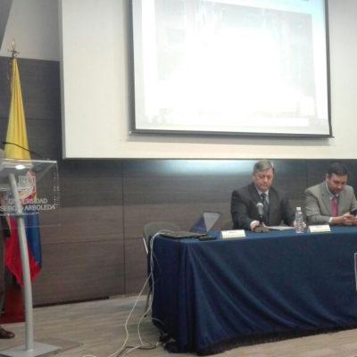 Intervención Dr. Carlos Bosch (Argentina), CR José Araujo (Uruguay) y CR Carlos Delgado (Uruguay)