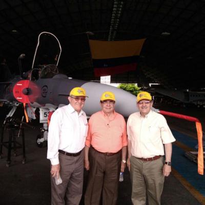 Visita a la Base de Palanquero de la Fuerza Aérea Colombiana. Agosto de 2017
