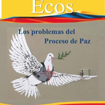 Los problemas del proceso de paz