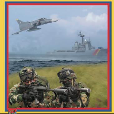 Las fuerzas Militares de hoy