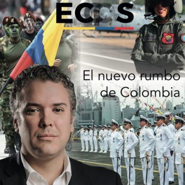 El nuevo rumbo de Colombia