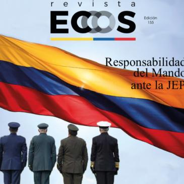 Responsabilidad del mando ante la JEP