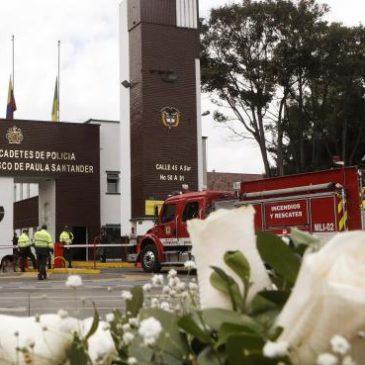 Comunicado de Prensa por atentado contra la Escuela General Santander
