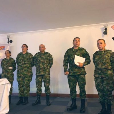 Equipo Departamento Jurídico Integral del Ejército Nacional