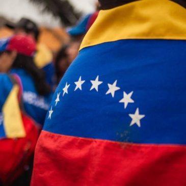 Intervención humanitaria en Venezuela