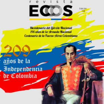 209 años de la independencia de Colombia