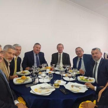 Reunión de socios CGA y Almuerzo de revista ECOS edición 161
