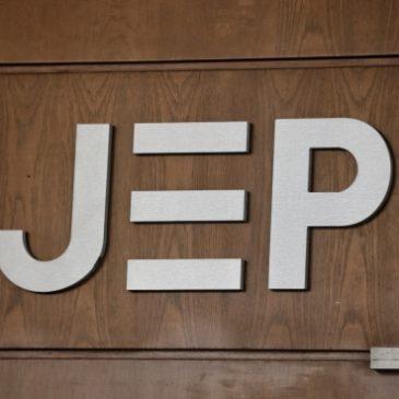El error de la JEP