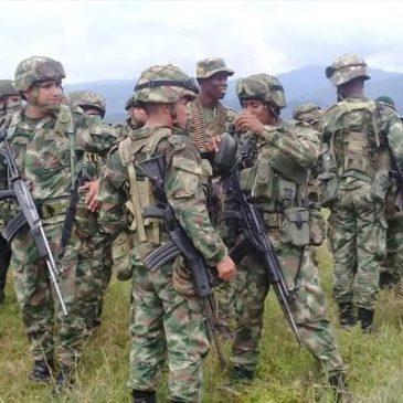 Comunicado de prensa:  Secuestro de militares y policías en Caloto Cauca