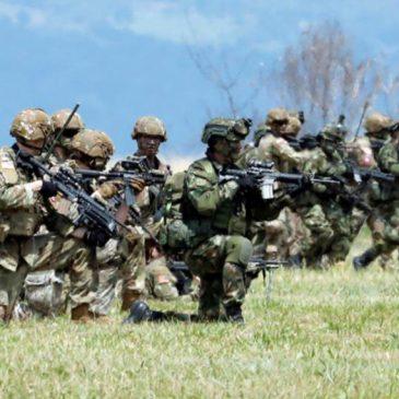 Las tropas extranjeras en nuestro territorio