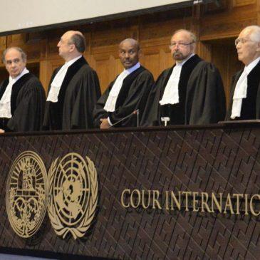 Colombia ante el fallo de la Corte de la Haya