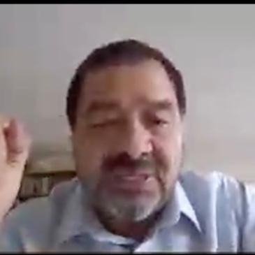 Reunión virtual con el Dr. Fabio Espitia Garzón, director de la Justicia Penal Militar.