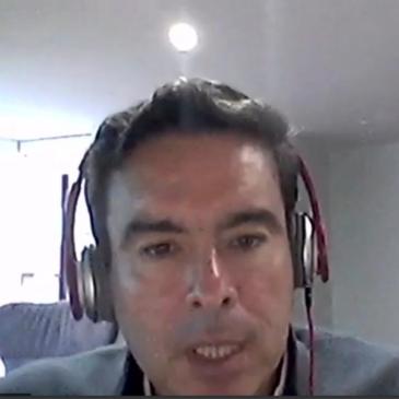 """Conversatorio virtual: """"Alcance de la asistencia Militar a la Policía Nacional y las consecuencias de las medidas"""""""