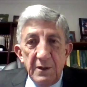 Conversatorio la estructura táctica y estratégica de ataque a Colombia 2021 ¿Qué hacer? Con el Señor Mayor Guillermo Robayo Castillo