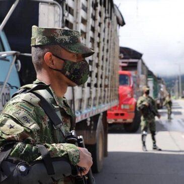 Apoyo a la asistencia Militar