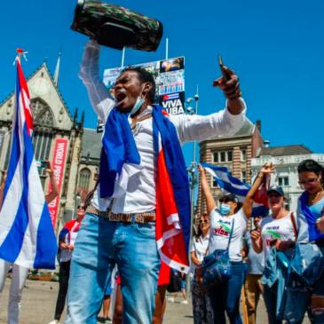 Descontento en Cuba