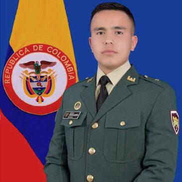 Condolencias familia Subteniente Calderón