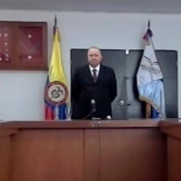 CONFERENCIA VIRTUAL PRESENTACIÓN DE LA AGENCIA LOGÍSTICA DE LAS FUERZAS MILITARES
