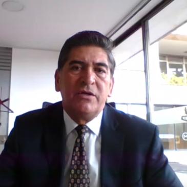 Conversatorio con el VALM (RA) Héctor Alfonso Medina Torres, Director del Club Militar